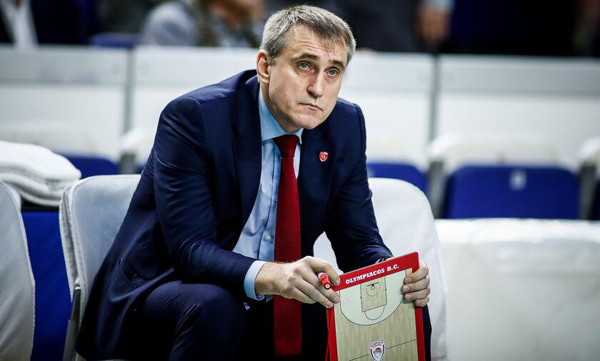 Ρεάλ Μαδρίτης-Ολυμπιακός 93-77: Έβγαλε την ... υποχρέωση (vid)