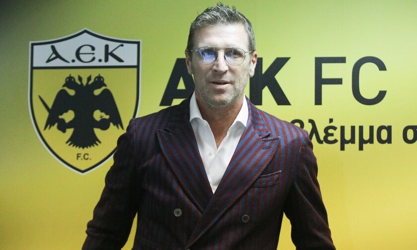 AEK: Η πρώτη αποστολή του Καρέρα