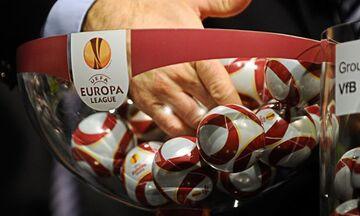 Europa League: Στο… πιάτο οι πιθανοί αντίπαλοι του Ολυμπιακού!