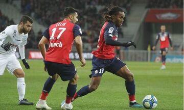 Ligue 1: Ο Σάντσες λύτρωσε τη Λιλ