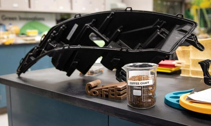 Εξαρτήματα Ford με… φλούδες καφέ! (vid)