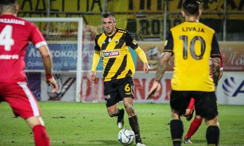 Ξάνθη - ΑΕΚ 0-1: Γλίτωσε το ρεζιλίκι ο Ζαχαριάδης - Το πέναλτι που ζήτησε η ΑΕΚ (vid)