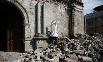 Σεισμός στις Φιλιππίνες: Ένα κορίτσι νεκρό και τουλάχιστον 14 τραυματίες