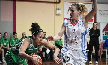 Α1 γυναικών μπάσκετ: Η Ελευθερία Μοσχάτου υπέταξε τον ΠΑΟ!