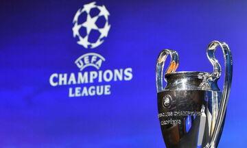 Champions League: Τα 8 ζευγάρια της φάσης των «16»