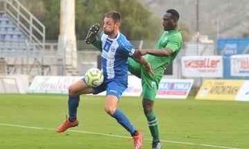 Χανιά - Λεβαδειακός: 2-0: Πρώτη εντός έδρας νίκη για τους Κρητικούς (vids)