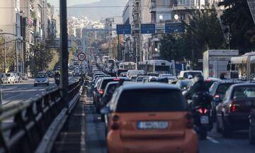 Μεγάλα μποτιλιαρίσματα στην Αθήνα λόγω της στάσης στο Μετρό - «Δε θα ανεχτούμε νταβατζηλίκια»