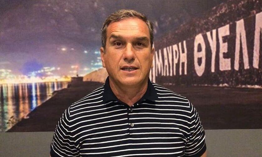 Ο Βούζας νέος προπονητής στην Καλαμάτα