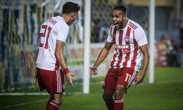 Super League: Ο Ελ Αραμπί πρωταγωνιστής σε 3 στατιστικές κατηγορίες!