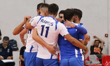 Silver European League: Με ποιους κληρώθηκε η Εθνική Ανδρών