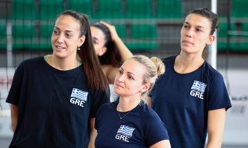 Silver European League: Με ποιους κληρώθηκε η Εθνική Γυναικών