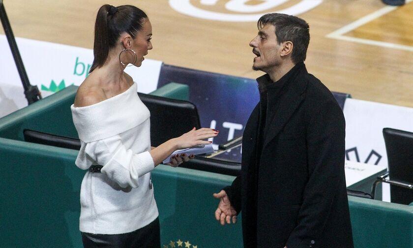 Παναθηναϊκός: Τα «είπε» με NOVA και Παντέλη ο Γιαννακόπουλος (pics)