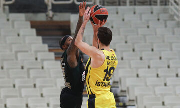 EuroLeague: «Νο call στο ΟΑΚΑ - Φάουλ του Ράις στον Ντε Κολό στην τελευταία φάση»