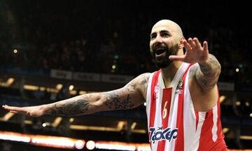 EuroLeague: Υποψήφιος και ο Άντιτς για την ομάδα της δεκαετίας (vid)