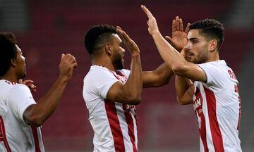 Μασούρας: Πρώτη φορά δυο γκολ σε διαδοχικά παιχνίδια