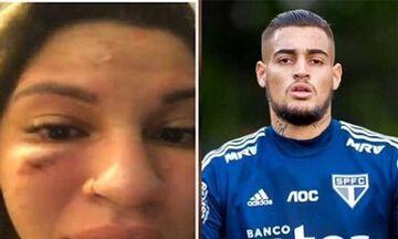 Σάο Πάουλο: Συνελήφθη ποδοσφαιριστής της για ενδοοικογενειακή βία (video)