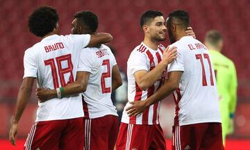 Ολυμπιακός-ΑΕΛ 4-1: Ήταν αρκετά 17 λεπτά (highlights)