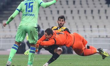 ΑΕΚ - Αστέρας Τρίπολης 2-1: Σωτήρας ο Τσιντώτας (highlights)