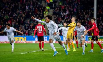 Bundesliga: Γλίτωσε στις καθυστερήσεις η Μπάγερν (βαθμολογία, highlights)