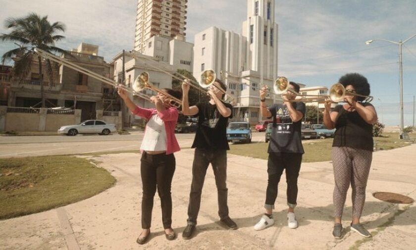 Granma: Trombones from Havana στη Στέγη