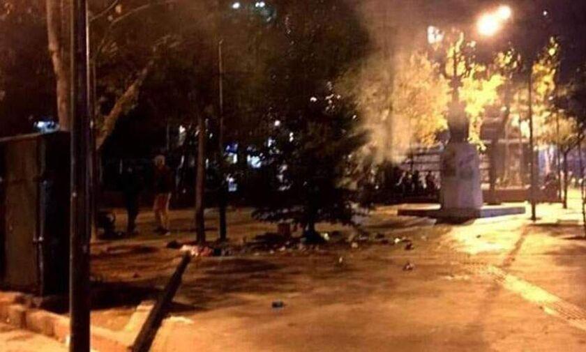 Έκαψαν και έσπασαν σε Αθήνα και Θεσσαλονίκη