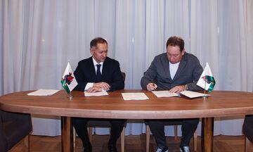 Ο Σλούτσκι που αρνήθηκε την ΑΕΚ υπέγραψε στην Ρουμπίν Καζάν