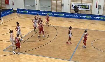 Μίσκολτς - Ολυμπιακός 59-54: Στο χέρι τους η πρόκριση!