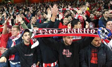 Πόσα εισιτήρια θα πάρει ο Ολυμπιακός για «Emirates»