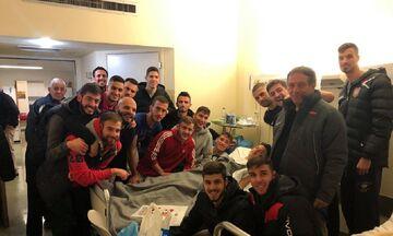 Νεαρός ποδοσφαιριστής έχασε το νεφρό του - Κατηγορεί γιατρούς για αμέλεια (vid)