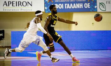 Basket league: Ανέβηκε τέταρτη η ΑΕΚ (αποτελέσματα, βαθμολογία)