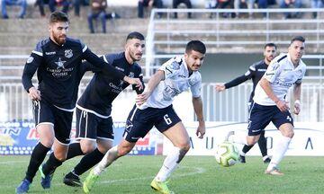 Football League: Νέα ήττα για την Καλαμάτα από την Ιεράπετρα (αποτελέσματα, βαθμολογία)