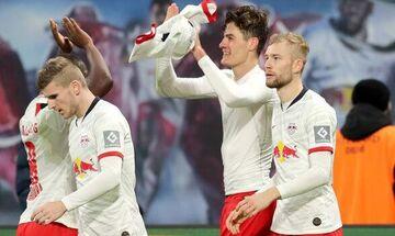 Bundesliga: Η Λειψία πρωταθλήτρια χειμώνα (highlights)