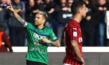 Serie A: Η Αταλάντα διέσυρε 5-0 τη Μίλαν (highlights)