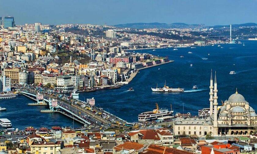 O Eρντογάν φτιάχνει διώρυγα στην Κωνσταντινούπολη (pic) - Fosonline