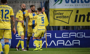 Aστέρας Τρίπολης - Ξάνθη 5-0: Η εκδίκηση του Ράσταβατς