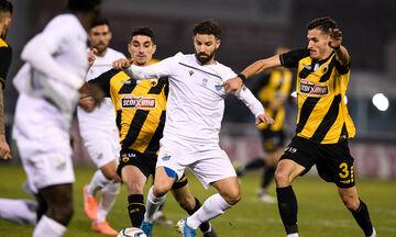 Λαμία - ΑΕΚ 0-0: Αρνείται να χάσει εντός έδρας
