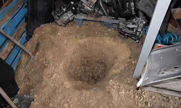 Πώς σκηνοθέτησαν τη ληστεία στην Καβάλα - Σε φρεάτια και θαμμένα στο έδαφος βρέθηκαν τα χρήματα