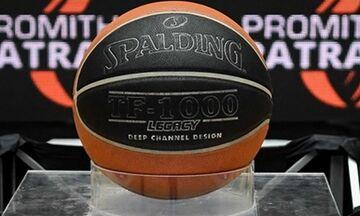 Basket League: Με Ρέθυμνο ο Παναθηναϊκός, με Λάρισα η ΑΕΚ