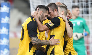 ΑΕΚ: Εκτός για δύο ματς ο Λιβάγια, για ένα Κρίστισιτς