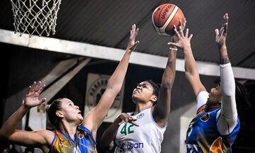 Α1 γυναικών μπάσκετ: Η Ελευθερία Μοσχάτου «διπλό» και με ΠΑΟΚ!