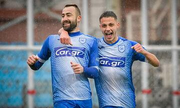 Super League 2: Απτόητος ο ΠΑΣ Γιάννινα, 2-0 τον Καραϊσκάκη (αποτελέσματα, βαθμολογία)