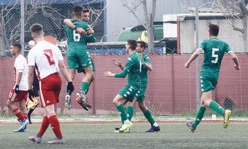 Super League K15: Στον Παναθηναϊκό το ντέρμπι, 3-0 τον Ολυμπιακό