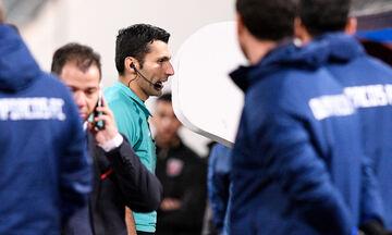 Βόλος - Ολυμπιακός: Το πέναλτι που ζήτησε ο Ολυμπιακός και «απέρριψε» το VAR (vid)