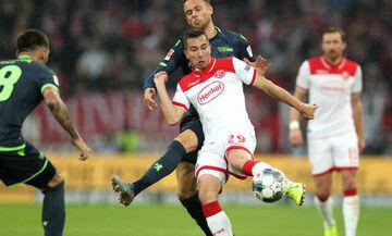 Bundesliga: Οριακά η Φορτούνα, 2-1 την Ουνιόν (highlights)