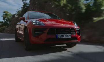 Δυνάμωσε η νέα Porsche Macan GTS (vid)