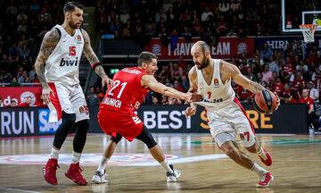 Euroleague: «Έτοιμος να γράψει ιστορία ο Σπανούλης» (vid)