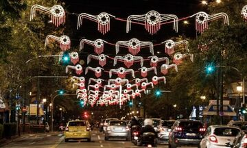 «Έμφραγμα» σε δρόμους και λεωφόρους της Αθήνας!
