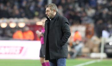 Παντελίδης: «Χάναμε με 3-0 και δεν είχε νευριάσει παίκτης μας»