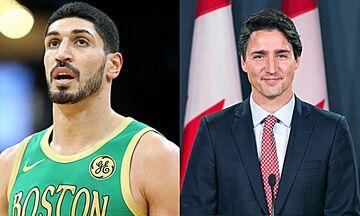 Καντέρ: Ταξιδεύει στον Καναδά με παρέμβαση Τριντό, κόντρα στον Ερντογάν !