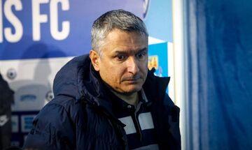 Ατρόμητος: Σκληρά μέτρα ο Σπανός μετά το 5-1 από τον ΠΑΟΚ
